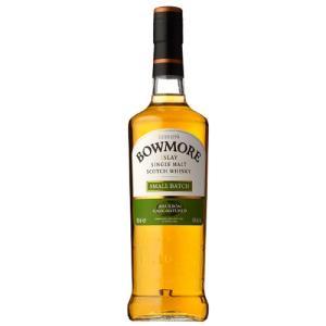 ボウモア スモールバッチ 700ml アイラ シングルモルト スコッチ ウイスキー 40度 箱付|ichiishop