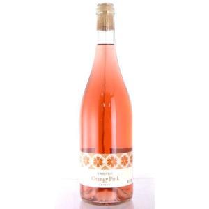 【宝水ワイナリー】オレンジピンク ロゼ 2013 750ml 日本のワイン|ichiishop