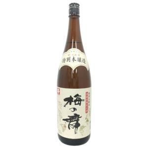 日本酒 高の井酒造 梅の舞特別本醸造 1800ml 新潟|ichiishop