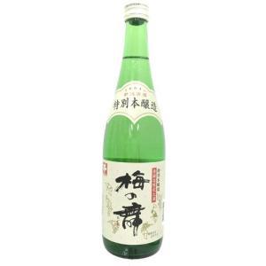 日本酒 高の井酒造 梅の舞特別本醸造 720ml 新潟|ichiishop