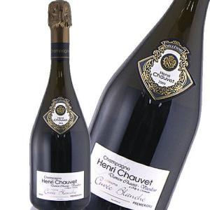 RM アンリ・ショーヴェ ブリュット ミレジム キュヴェ ブランシュ [2009]レコルタン マニュピラン シャンパーニュ750ml 【高品質ワイン】シャンパン|ichiishop