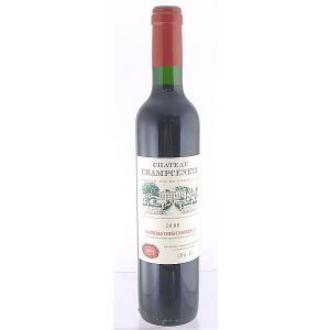 シャトー・シャンスネッツ [2000]ボルドー赤ワイン 500ml【高品質ワイン】|ichiishop