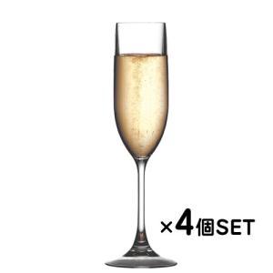 割れないワイングラス 4個セット 新素材トライタン シャンパングラス シャンパーニュ|ichiishop