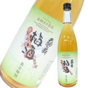 梅酒 リキュール 車田酒造 天狗舞 梅酒 黄金梅割 720ml 12度 石川|ichiishop