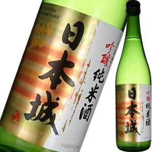 【吉村秀雄商店】日本城 日本城 吟醸純米酒 720ml  和歌山の日本酒|ichiishop