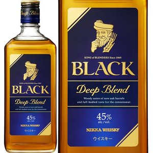 ブラックニッカ ディープブレンド 700ml ブレンデッド ウイスキー 45度|ichiishop
