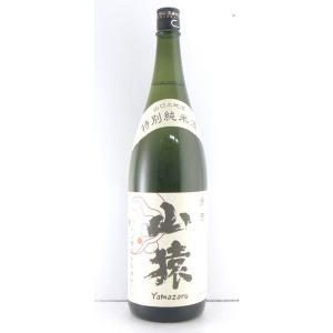 【永山酒造】特別純米酒 山猿 1800ml 山口県のお酒|ichiishop