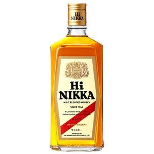 ハイニッカ 720ml ブレンデッド ウイスキー 39度 アサヒ ニッカ|ichiishop