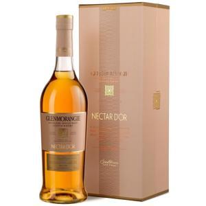 グレンモーレンジ ネクタードール 12年 スコッチ シングルモルト ウイスキー 700ml 箱付|ichiishop