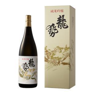 日本酒 藤井酒造 龍勢 白ラベル 純米吟醸 1800ml 広島|ichiishop