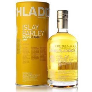 ブルックラディ アイラ バーレイ 2007 アイラ シングルモルト 700ml スコッチ ウイスキー 50度 箱付|ichiishop