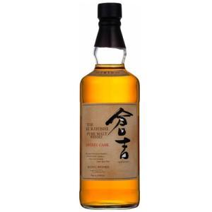 マツイ ピュアモルト 倉吉 シェリーカスク 700ml 松井酒造 ウイスキー 43度|ichiishop