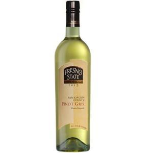 白ワイン フレスノ ステイト ワイナリー サンジョアキン カウンティ ピノグリ カリフォルニア 20...
