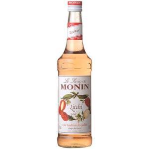 モナン MONIN ライチ シロップ 700ml フランス ノンアルコール シロップ ichiishop