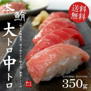 (海鮮 ギフト 贈り物) 送料無料 本マグロ 大トロ中トロ3...