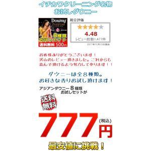 アジアンダウニー8種類お試しセットタイムレス入り 送料無料 ダウニーお試しセット柔軟剤|ichikawa929|03