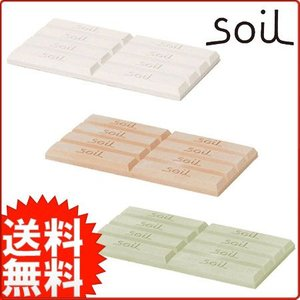 メール便送料無料 ドライングブロック ミニ SOIL DRYING BLOCK mini イスルギ[珪藻土 乾燥剤]|ichikawa929