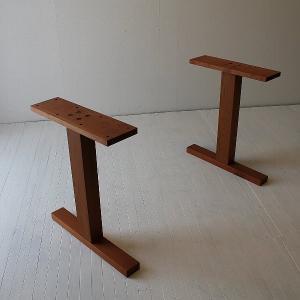 T型木製無垢2本脚|ichimaiita-com