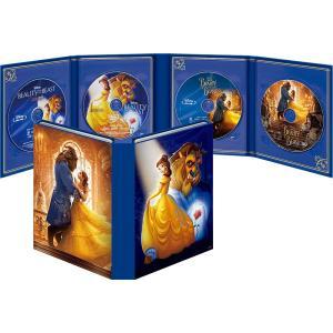 美女と野獣 MovieNEX コレクション(期間限定)(Blu-ray+DVD+デジタルコピー(クラウド対応)+MovieNEXワールド)