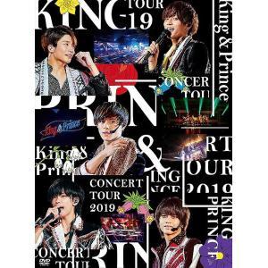 King&Prince CONCERT TOUR 2019(2DVD)(初回限定盤)