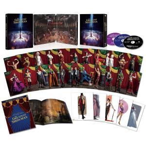 グレイテスト・ショーマン 日本限定コレクターズBOX(4K ULTRA HD+Blu-ray)(3枚組)