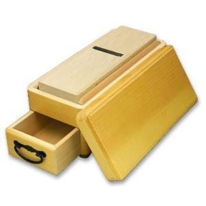 木製かつお削り器 かつ箱 大工小鉋黄2号鋼使用 【送料無料】|ichimonji