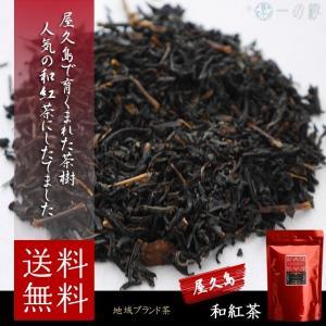 屋久島 和紅茶 茶葉 140g (70g×2)の画像