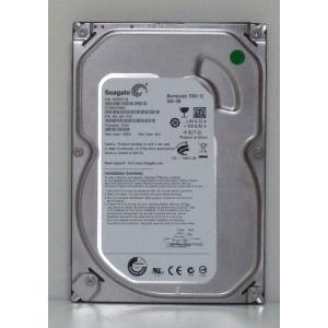 内蔵ハードデスク 3.5インチタイプ 500GB Seagate製 ST3500418AS SATA接続 USED 動作確認済 レターパック便送料無料 代引不可|ichioshiyasan