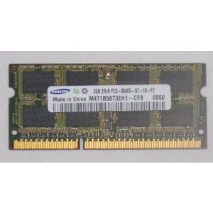 ノートパソコン用メモリ SAMSUNG製 PC3-8500S 2GB 1枚 204ピン 相性抜群 クリックポスト便送料無料 代引不可|ichioshiyasan