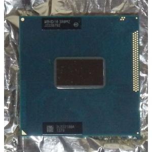 Intel CPU Core i5-3210M 2.5G 3M Cache SR0MZ パルク品 USED クリックポスト便送料無料|ichioshiyasan