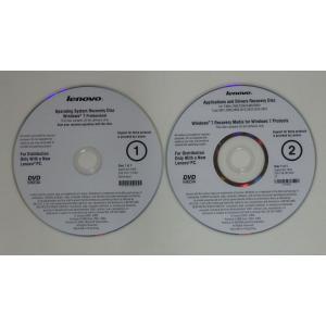 LENOVOノートパソコン T400s,T400,T500,R400,R500等用 Windows7 Pro 32bitリカバリーディスク クリックポスト送付送料無料 代引不可|ichioshiyasan