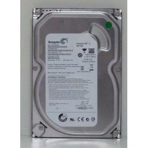 内蔵ハードデスク 3.5インチタイプ 500GB Seagate製 ST3500312CS SATA接続 USED 動作確認済 レターパック便送料無料 代引不可|ichioshiyasan