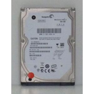 内蔵ハードデスク 2.5インチ Seagate製 ST9160821AS 160GB 5400rpm SATA接続 USED 動作確認済 クリックポスト便送料無料 代引不可 到着日時指定不可|ichioshiyasan