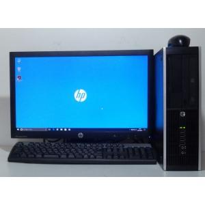 Windows10 HP(ヒューレットパッカード) 6200 Pro SFF Core i3-212...