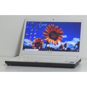Windows10 富士通 LIFEBOOK SH54/D Core i3-2310M 2.1GHz...