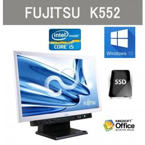 ●大容量SSD240GB + メモリ8GBを搭載、爆速体験!  ●第二世代インテルCore i5プロ...