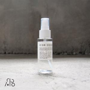濃度70%!除菌・抗菌成分配合のマルチに使えるボタニカル除菌スプレー【ICOR (イコ) 除菌スプレー】【自然由来成分 97%】 icor-beauty
