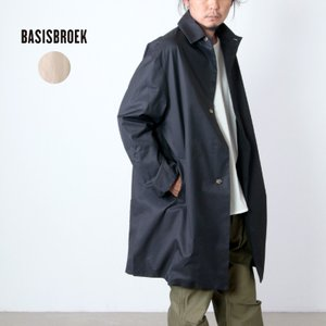 BASISBROEK (バージズブルック) ESPELER / ステンカラーコート|icora