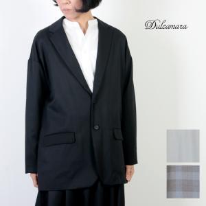 Dulcamara (ドゥルカマラ) よそいきオーバージャケット icora