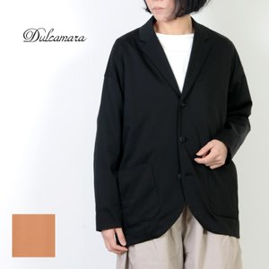 Dulcamara (ドゥルカマラ) C/Nサテンスロープジャケット icora