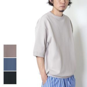 crepuscule (クレプスキュール) S/S knit / ショートスリーブニット|icora