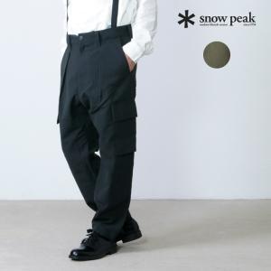 snow peak/スノーピーク/PA-19AU103