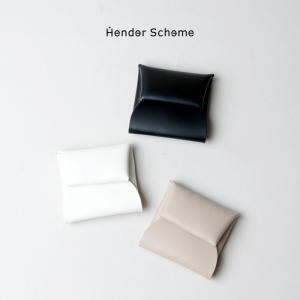 Hender Scheme (エンダースキーマ) assemble coin case / アッセン...