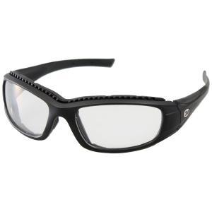 3M スリーエム保護メガネ PR319 クリア/ブラック |icot-onlin