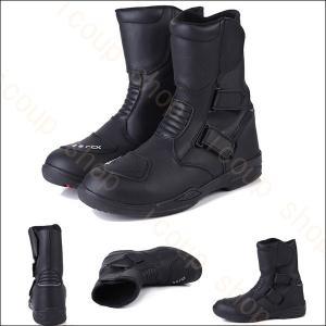 商品名:バイク用ブーツ メンズ ショートブーツ ライダーブーツ レーシング バイカー オフロード ブ...
