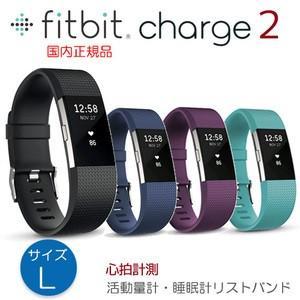 Fitbit Charge2【Lサイズ】ライフログデバイス|ida-online