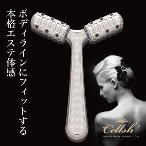 プラチナ配合3Dフィットヘッドボディローラー Cellsh(セルシュ)|idea-info