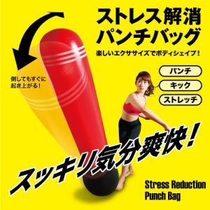 ダイエット 筋トレ ストレス解消パンチバッグ ボクシング|idea-info
