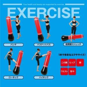 ダイエット 筋トレ ストレス解消パンチバッグ ボクシング|idea-info|03