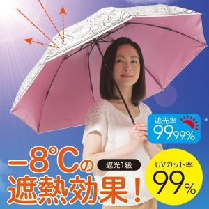 UV 紫外線 日傘 晴雨兼用折りたたみ遮熱日傘|idea-info